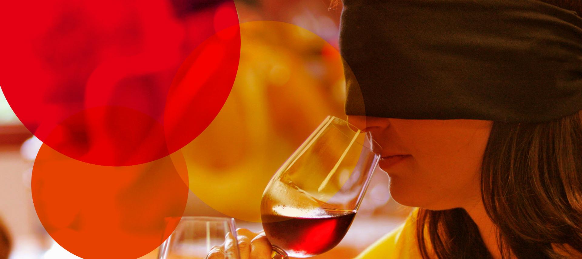 Fundo Curso Intensivo de Vinhos