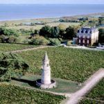 Vertical de um château de Bordeaux: La Tour de By