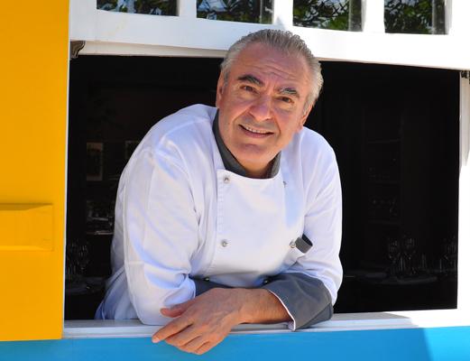 Danio Braga promove clínica gastronômica