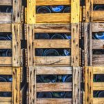 O crescimento da exportação de vinhos franceses