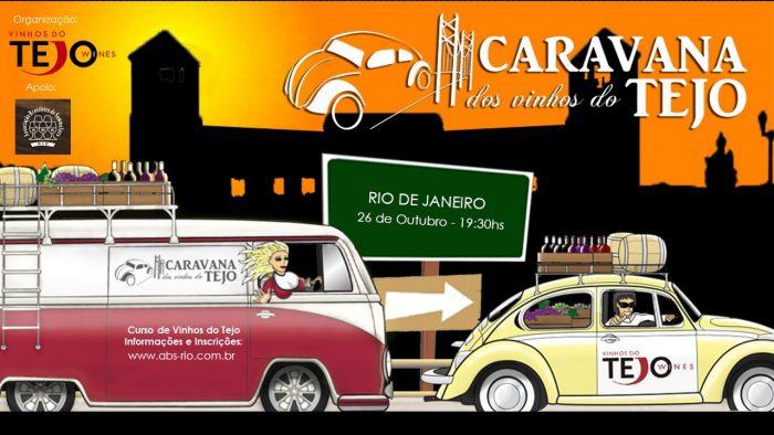 Caravana dos Vinhos do Tejo - ESGOTADO!