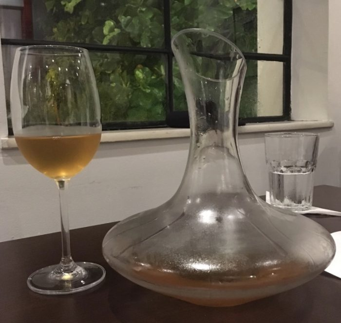 Master Class Vinhos Laranjas