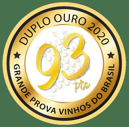 Duplo Ouro na Grande Prova de Vinhos do Brasil 2020
