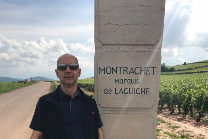 A Pinot Noir na Côte de Beaune